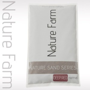 Nature Sand DEEP RED normal 2kg 네이처 샌드 딥레드 노멀 2kg (0.3mm~0.8mm)