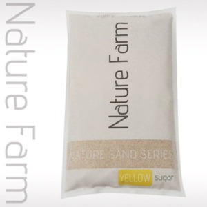 Nature Sand YELLOW 2kg 네이처 샌드 옐로우 슈가 2kg (0.2mm~0.5mm)