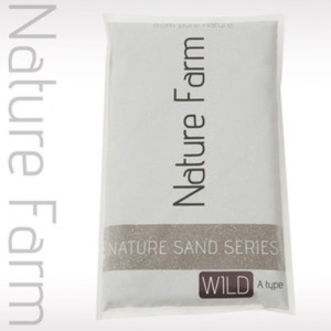 Nature Sand WILD A type 2kg 네이처 샌드 와일드 A 타입 2kg (0.3mm~0.6mm)