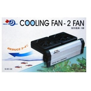 UP COOLING FAN-2FAN [쿨링팬2구] [G-051-02]