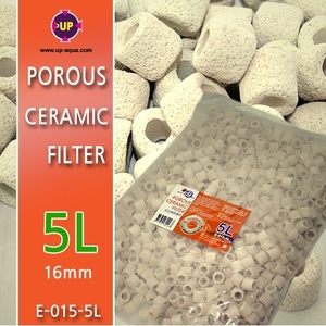 UP POROUS CERAMIC FILTER [16mm 5L/ E-015]